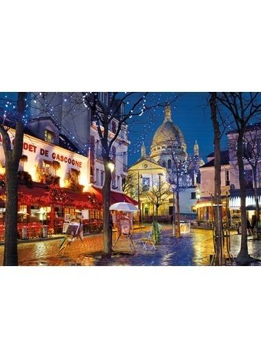 Clementoni Parıs-Montmartre (1500 parça) Renkli